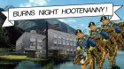 Burns Night Hootenanny