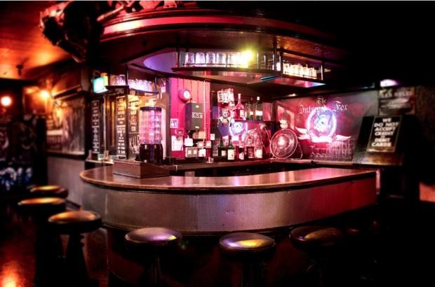 St Giles High Street London Bar