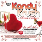 Kandy Krush: Amor Edition Social Mixer and Party