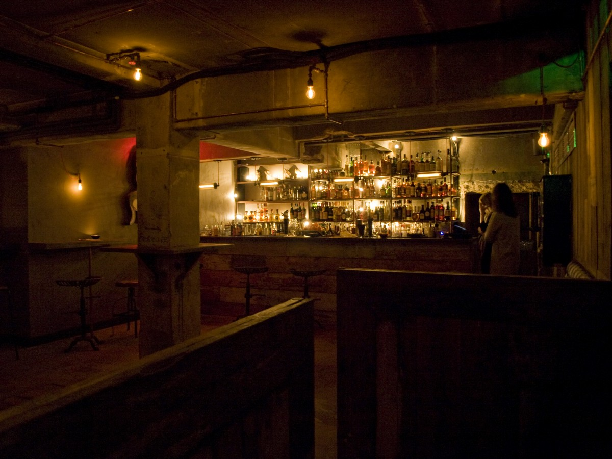 Kench & Bibesy Evans and Peel Occupy New Territory With Their Latest Bar