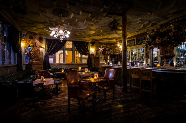 Paradise Kensal Green London Bar Reviews Designmynight