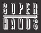 Super Hands Pop Up Bar in Clapton