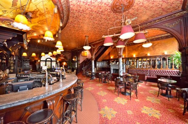 The Warrington Maida Vale London Pub Reviews Designmynight