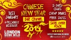 Chinese New Year Bar Crawl