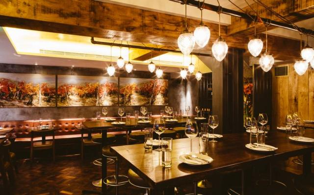 Ember Yard Soho Basques In The Glory Of The Mediterranean