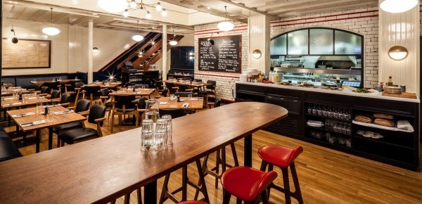Foxlow Hawksmoor Guys Get Foxy With New Bar