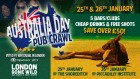 Aussie Day Bar Crawl