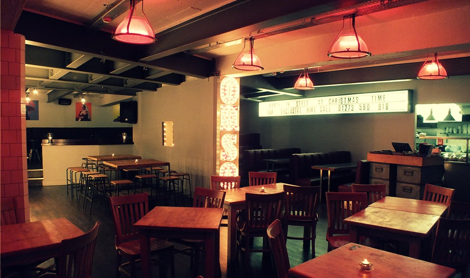 Ohso Social Beachfront Brighton Bar Review Designmynight