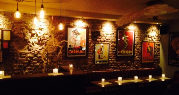 Up And Coming Areas In London >> Satan's Whiskers Bethnal Green | London Bar Reviews | DesignMyNight