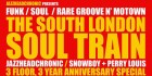 The South London Soul Train - 3 Year Anniversary Special