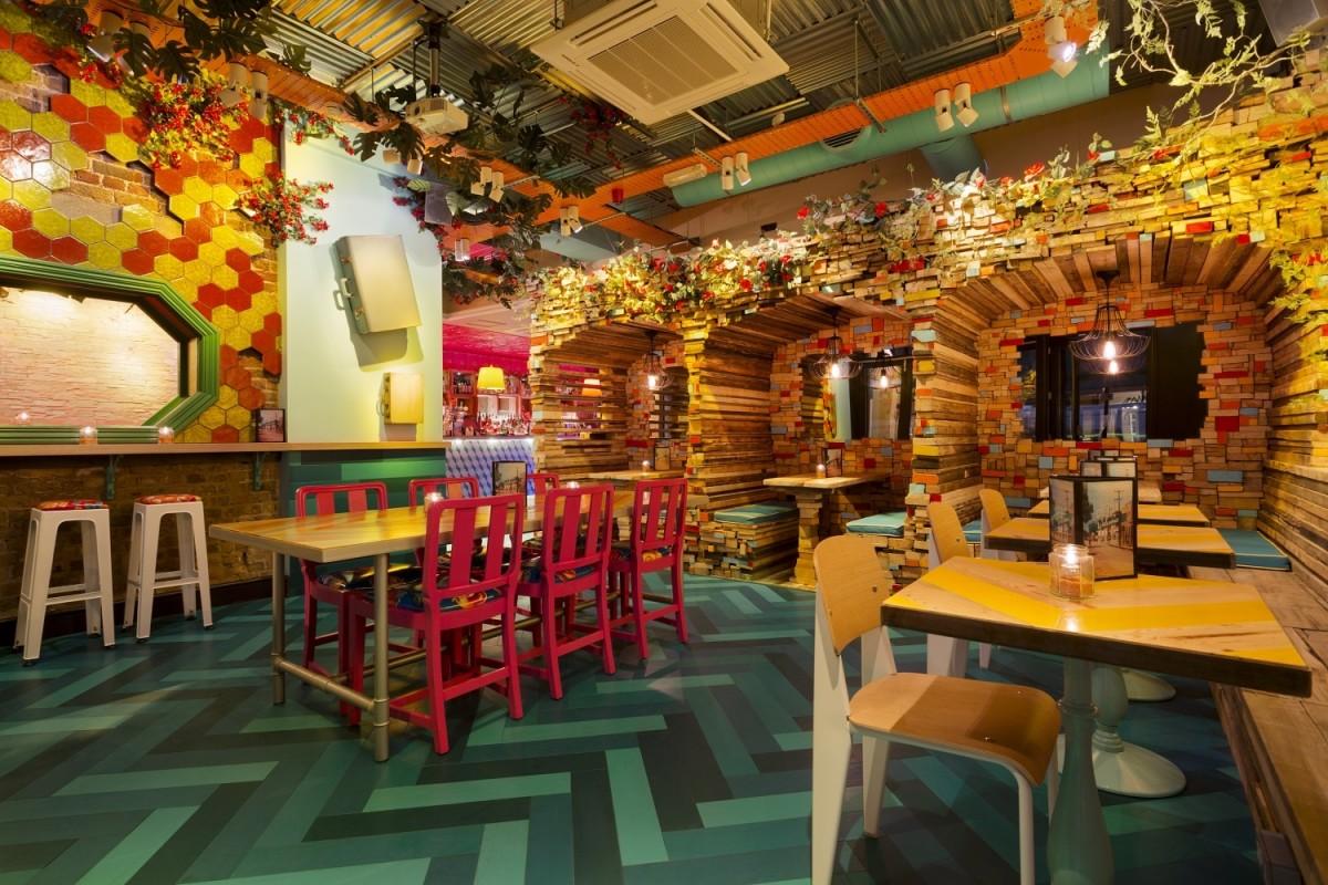 Barrio Shoreditch East London London Bar Reviews