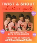 All You Need is Love - Twist & Shout Valentines Special