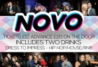 The NOVO Mansion Party - R&B, Hiphop & Commercial House with DJ Dan Browne