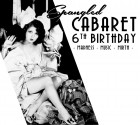 Spangled Cabaret 6th Birthday