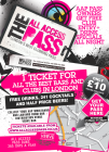 All Access Pass Londons Best Nightlife Clubbing Pass