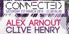 Connected w/ Alex Arnout b2b Clive Henry