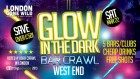 Glow In The Dark Bar Crawl