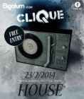 The Clique Project Presents Sunday Sessions Launch Party