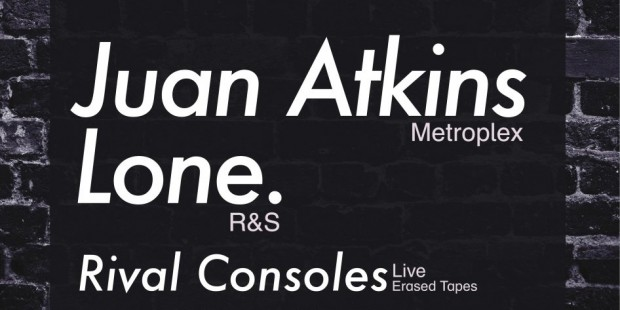 Village Underground presents Juan Atkins // Lone // Rival Consoles