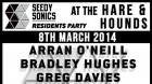 Seedy Sonics Residents Party