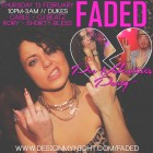 FADED - Pre Valentines Party