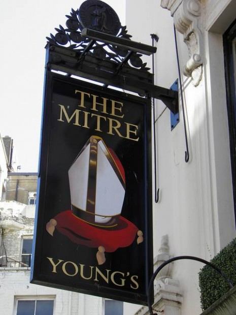 The Mitre Lancaster Gate photo