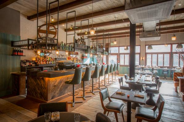 Q Grill Camden London Bar Reviews Designmynight
