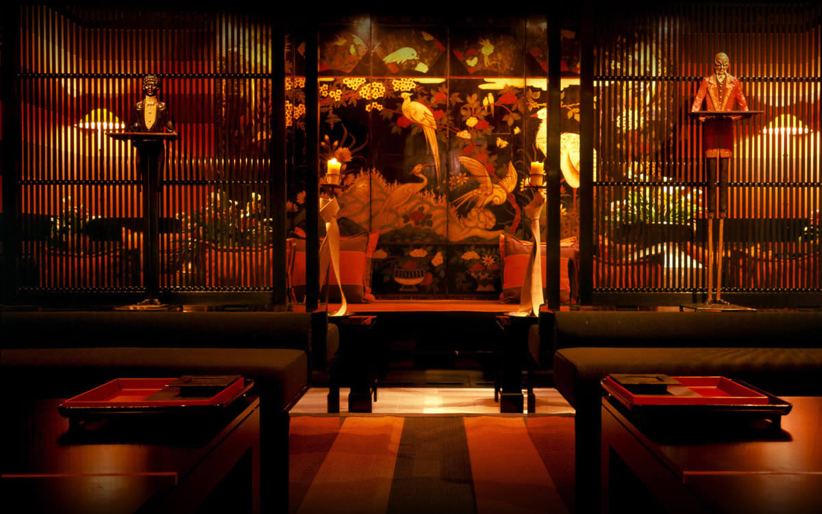 Chinese Room Bar Blakes Kensington London Bar Reviews