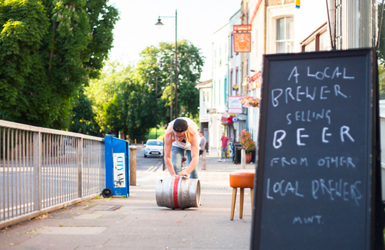 The London Beer Dispensary New Beer Dispensary Lands in Crofton Park