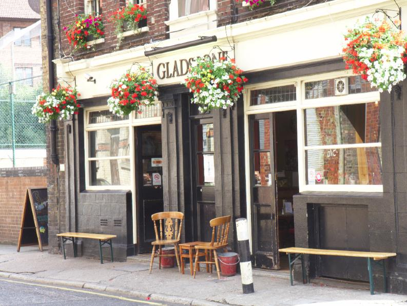 The Gladstone Arms