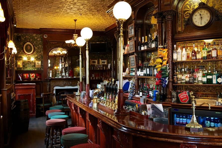 The Victoria Paddington | London Pub Reviews | DesignMyNight