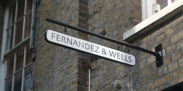 Fernandez & Wells Denmark Street Fernandez & Wells Head Back To Their Roots