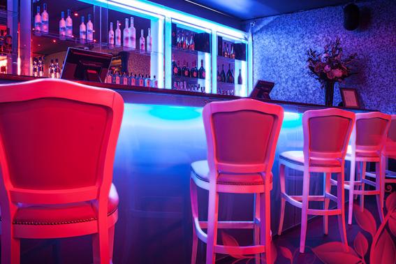 Brighton strip club