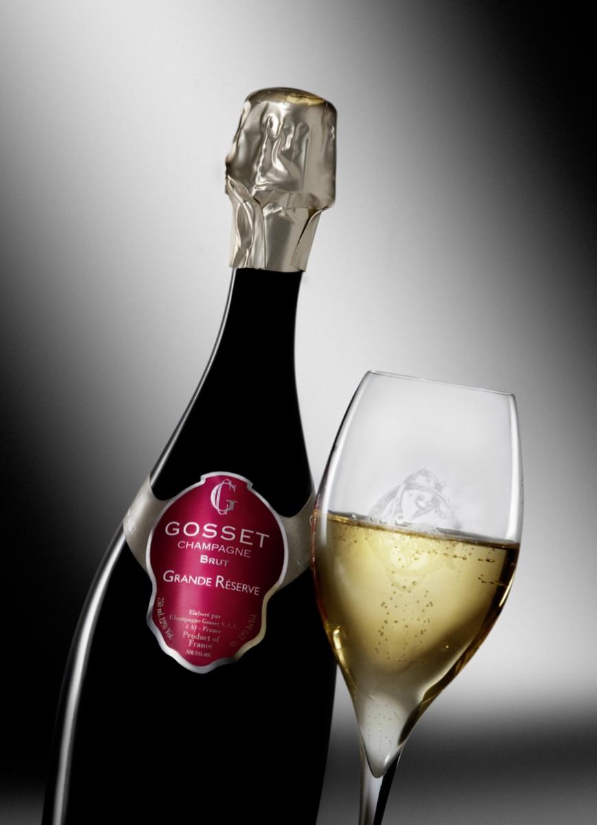 Gosset Champagne Dinner Sixtyone Restaurant Amp Champagne