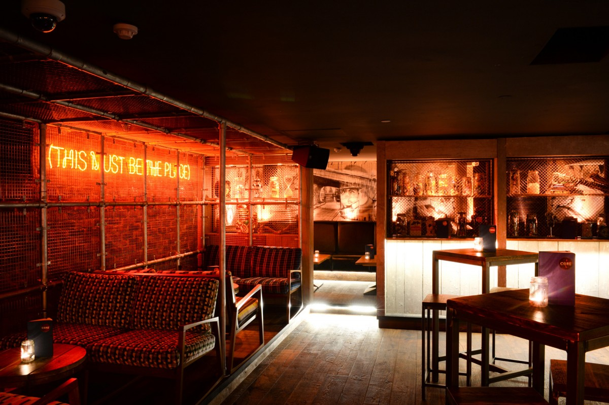 Core Bar Bank London Bar Reviews Designmynight
