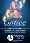 Entice presents Oxide & Neutrino / MC DT