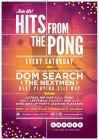 Hits from the Pong ft Dom Search