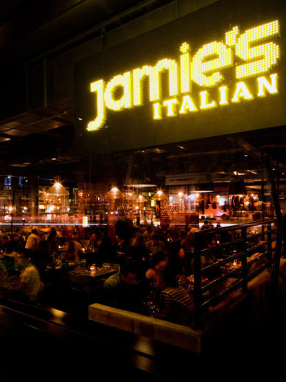 Jamie's Cocktail and Spritz Bar