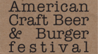 American Craft Beer & Burger Festival