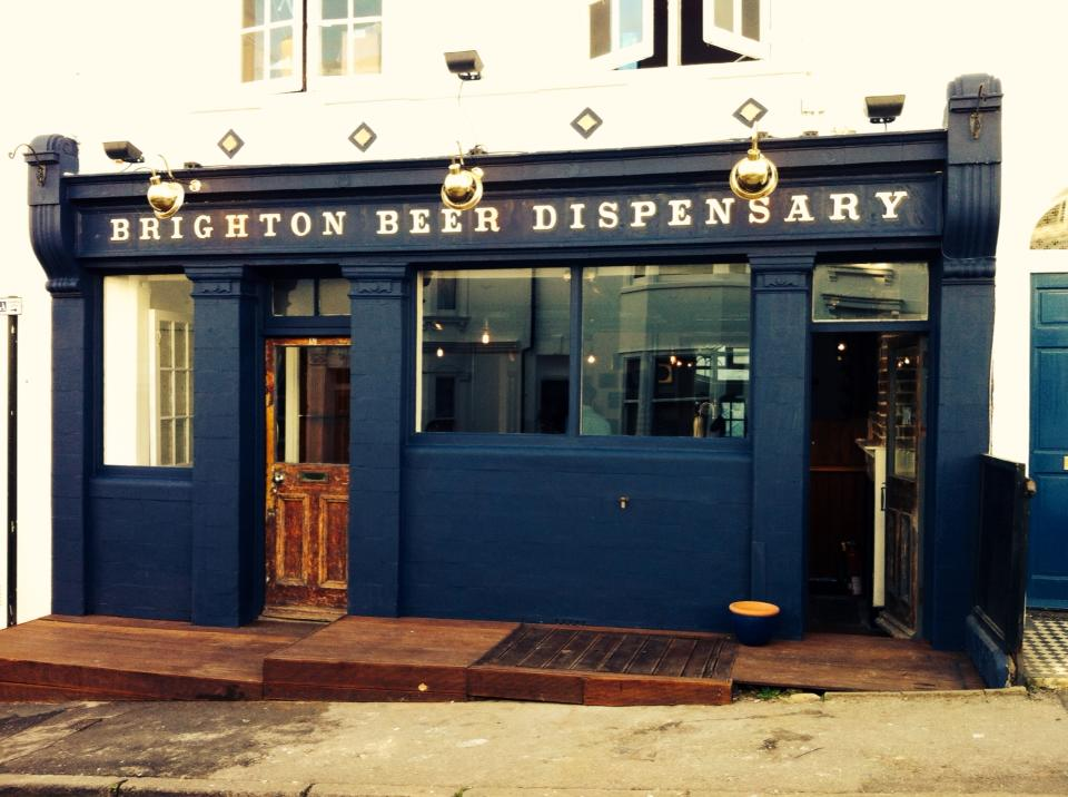 Brighton Beer Dispensary A Crafty Collaboration Brings Beer In Its Bounty To Brighton