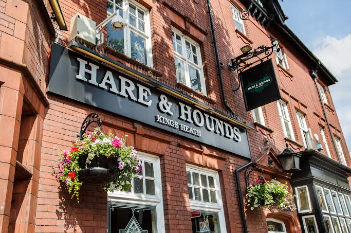 The Hare and Hounds