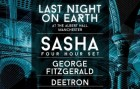 Last Night on Earth: Sasha