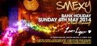 SMEXY - Love & Liquor - Bank Holiday Sunday May 4th