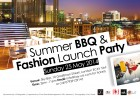 Summer BBQ and Fashion Launch Party