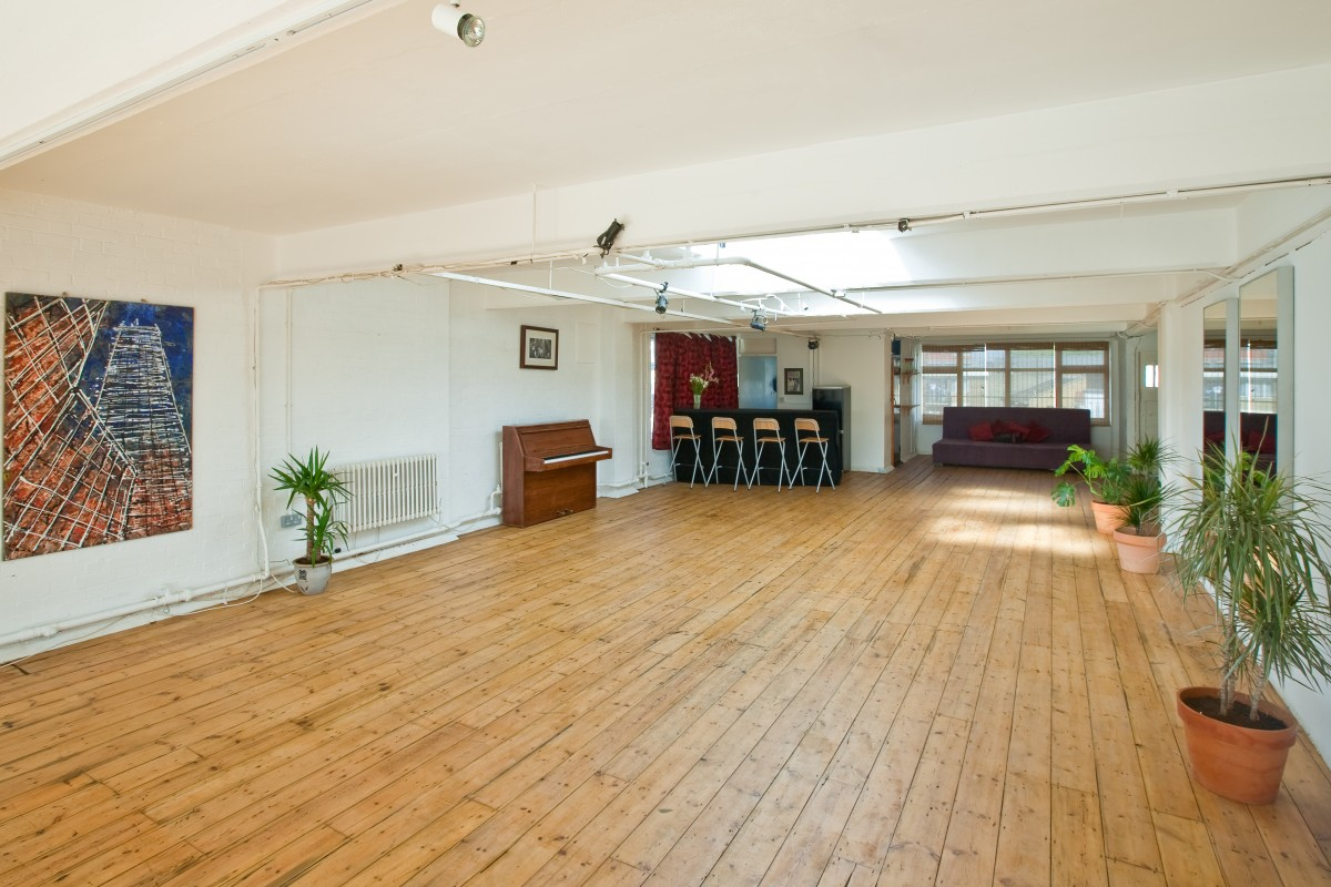 4th floor studios whitechapel london event space hire for Studio floor
