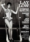 Trapeze Live: Lay Low with Stoneface Travellers, Random Fire, Jack Tyson Charles and DJ Brett Vincent