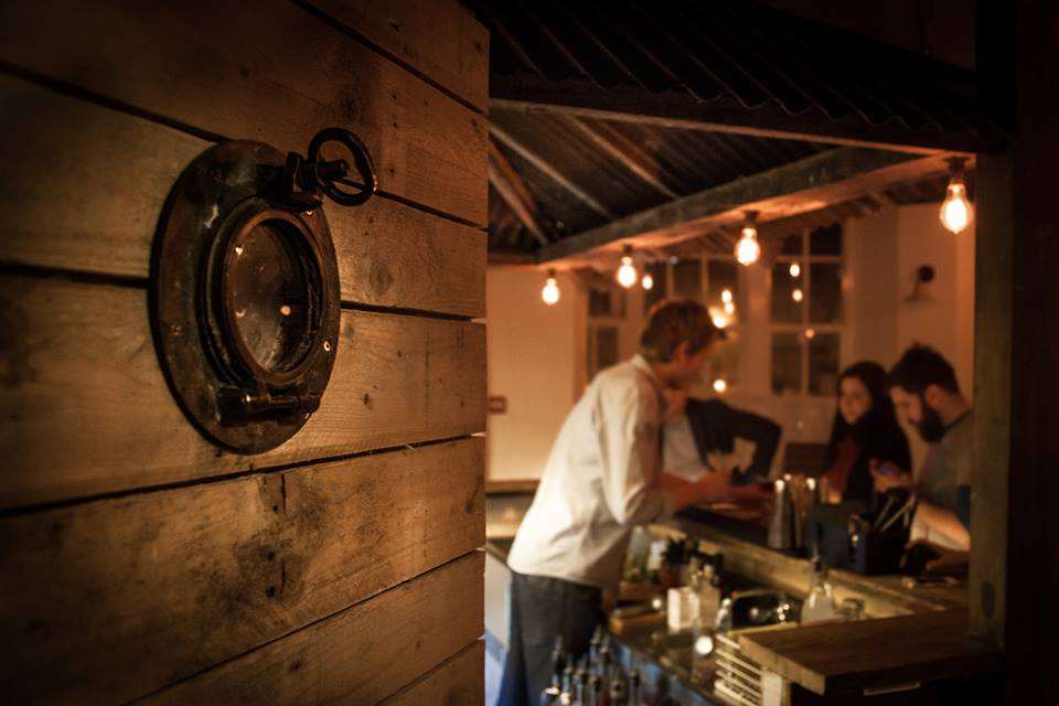 The Cocktail Shack Artist Residence ramp up the creativity with new cocktail bar