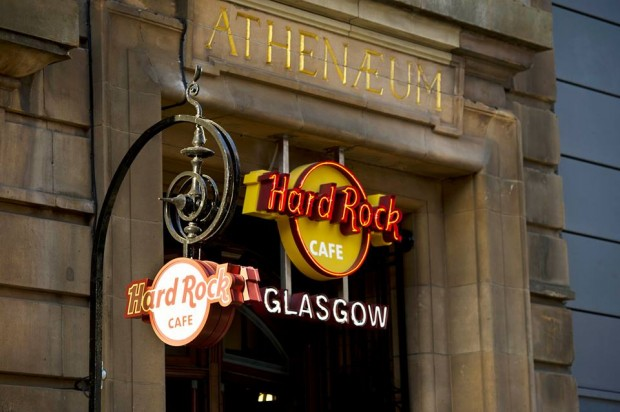 Hard Rock Cafe photo