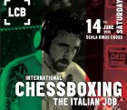 Live England V Italy World Cup PLUS International Chessboxing