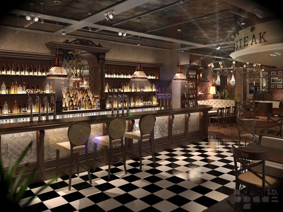 New bar spy ny american grill merchant city glasgow